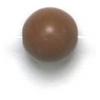 Semi-Precious 6mm Round Wood Agate